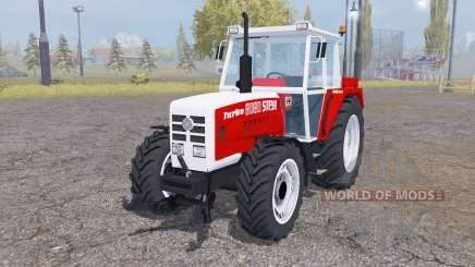 Steyr 8080A Turbo SK2 twin wheels для Farming Simulator 2013
