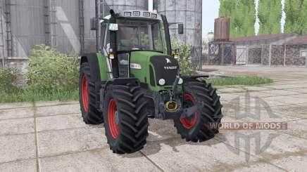 Fendt 412 Vario TMS interactive control для Farming Simulator 2017