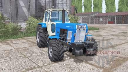 Fortschritt Zt 403 front weight для Farming Simulator 2017