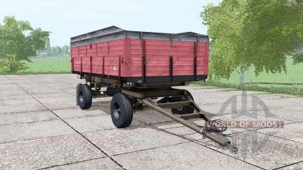 BSS P 93 SH v1.0.0.4 для Farming Simulator 2017