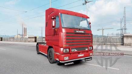 Scania R113M 360 Streamline для Euro Truck Simulator 2