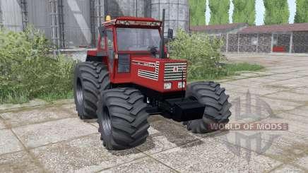 Fiatagri 140-90 Turbo DT wide tyre для Farming Simulator 2017