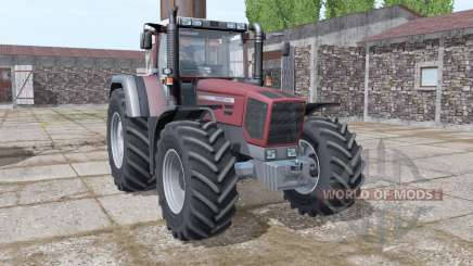 Fendt Favorit 816 Turboshift burgund для Farming Simulator 2017