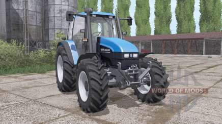 New Holland TS115 loader mounting для Farming Simulator 2017