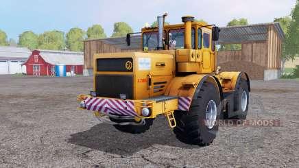 Кировец К-700А интерактивное управление для Farming Simulator 2015