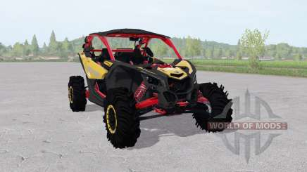 Can-Am Maverick X3 RS v3.0 для Farming Simulator 2017