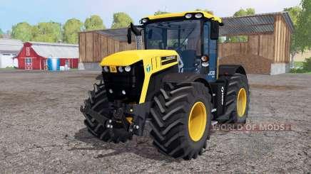 JCB Fastrac 4220 для Farming Simulator 2015