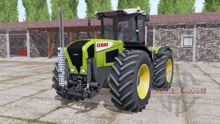 CLAAS Xerion 3300 Trac VC michelin tires для Farming Simulator 2017