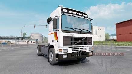 Volvo F16 v1.33 для Euro Truck Simulator 2