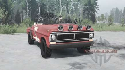Snake Truck для MudRunner