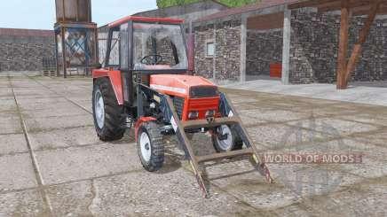 URSUS C-362 De Luxe для Farming Simulator 2017