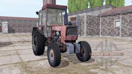 ЮМЗ 6КЛ v2.1 для Farming Simulator 2017