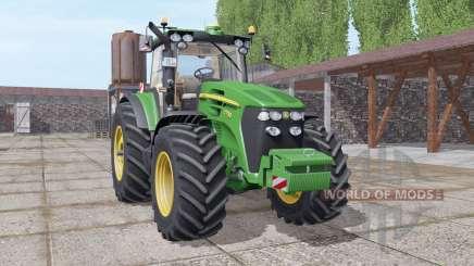 John Deere 7730 michelin tires для Farming Simulator 2017