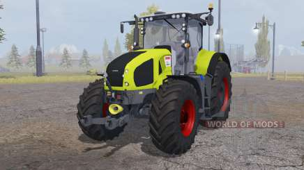 CLAAS Axion 950 bright yellow для Farming Simulator 2013