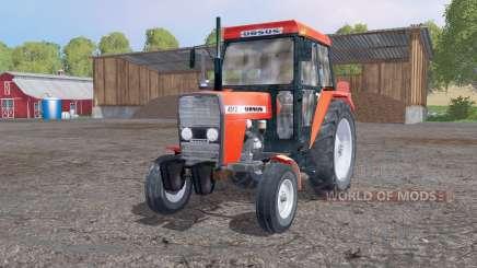 URSUS 4512 4x4 для Farming Simulator 2015