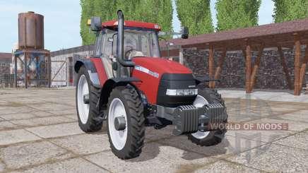 Case IH MXM 190 narrow wheels для Farming Simulator 2017