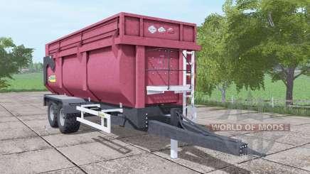 Zaslaw D-764-21 1R для Farming Simulator 2017