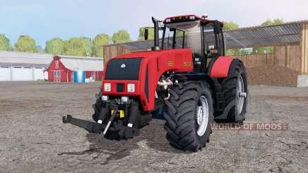 Беларус 3522 с противовесом для Farming Simulator 2015