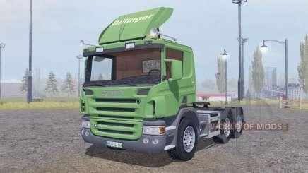 Scania P420 6x6 для Farming Simulator 2013