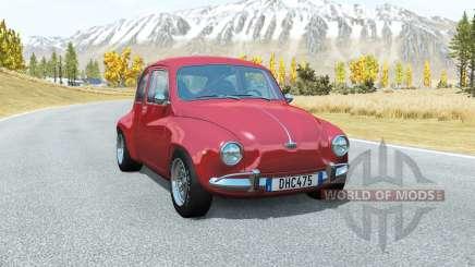 Autobello Piccolina SBR Swap v0.1 для BeamNG Drive