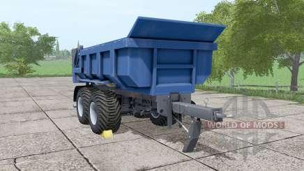 Hilken HI 2250 SMK v1.1 для Farming Simulator 2017