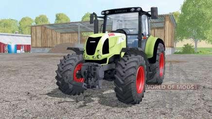 CLAAS Arion 620 interactive control для Farming Simulator 2015
