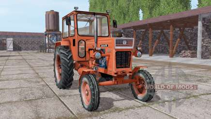 Universal 650 diesel для Farming Simulator 2017