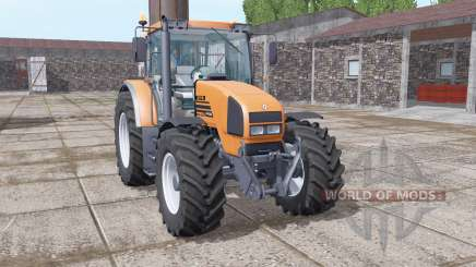 Renault Ares 640 RZ для Farming Simulator 2017
