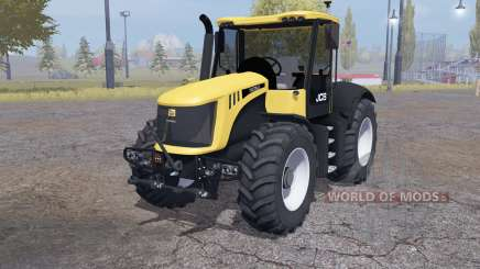 JCB Fastrac 8250 very soft yellow для Farming Simulator 2013