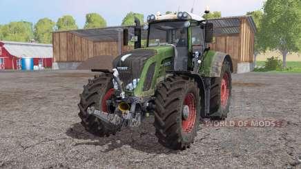 Fendt 936 Vario SCR interactive control для Farming Simulator 2015