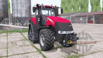 Case IH Magnum 340 CVX crawler modules для Farming Simulator 2017
