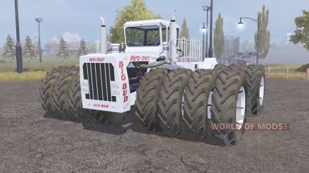 Big Bud 747 sixteen wheels для Farming Simulator 2013