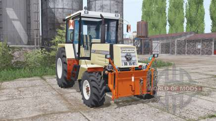 Fortschritt Zt 323-A light grayish yellow для Farming Simulator 2017