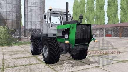 Т-150К зелёный для Farming Simulator 2017