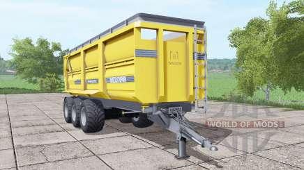 Bednar Wagon WG 27000 для Farming Simulator 2017