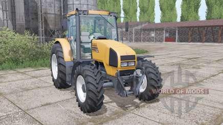 Renault Ares 550 RZ lоader mounting для Farming Simulator 2017