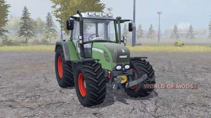 Fendt 312 Vario TMS green для Farming Simulator 2013