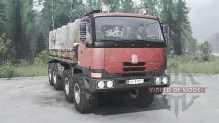 Tatra T815 TerrNo1 8x8 для MudRunner