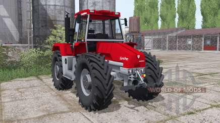 Schluter Euro Trac 2000 LS для Farming Simulator 2017