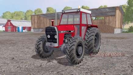 IMT 590 DV interactive control для Farming Simulator 2015