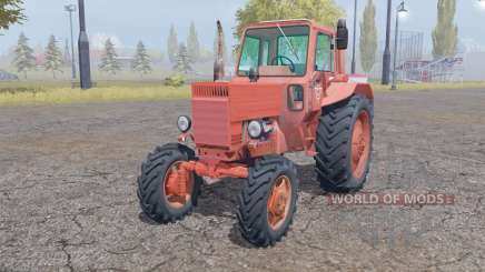 МТЗ 82 Беларус мягко-красный для Farming Simulator 2013