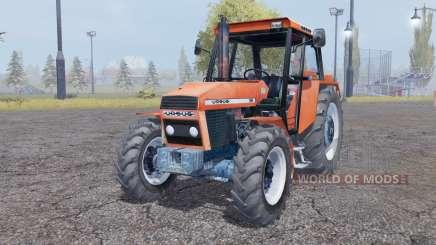 URSUS 914 soft red для Farming Simulator 2013