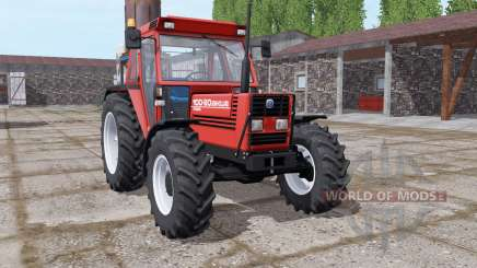 New Holland 100-90 DT для Farming Simulator 2017