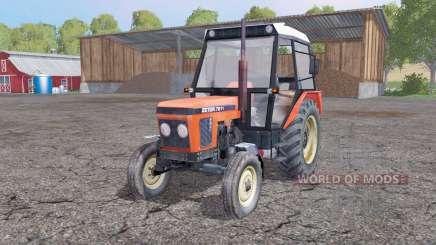 Zetor 7211 4x2 для Farming Simulator 2015