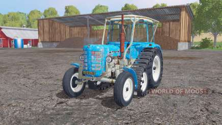 Zetor 4016 crawler для Farming Simulator 2015