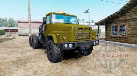 КрАЗ 260 v1.33 для Euro Truck Simulator 2