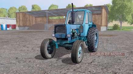 ЮМЗ 6Л мягко-синий для Farming Simulator 2015
