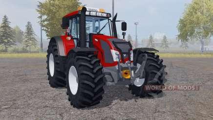 Valtra N163 strong red для Farming Simulator 2013