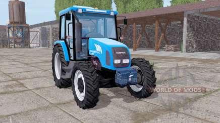 FarmTrac 80 4WD blue для Farming Simulator 2017