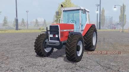 Massey Ferguson 3080 red для Farming Simulator 2013